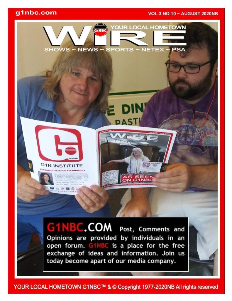 G1NBC WiRE AUGUST 2020