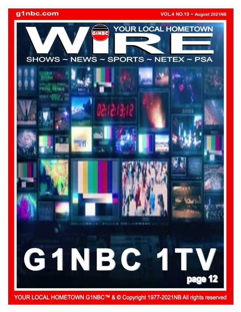G1NBC WiRE August 2021NB